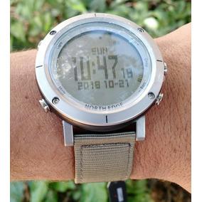 Relógio Altímetro Esportes Radicais North Edge 50m