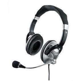 Fone Com Microfone Headset Profissional Big Ph031 Multilaser