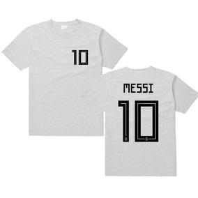 Remeras Del Barcelona Messi Manga Corta - Remeras y Musculosas de ... 07c170c09a7