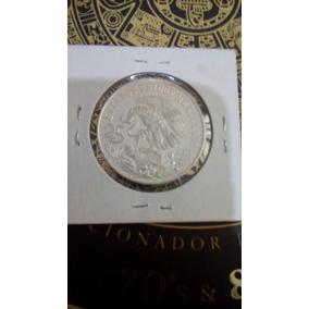 Moneda Plata 0720 Juegos Olimpicos En Mercado Libre Mexico