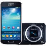 Smartphone Samsung Galaxy S4 Zoom 8gb 16mp - Preto (vitrine)