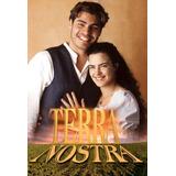 Dvd Novela Terra Nostra Completa Em 40 Dvds