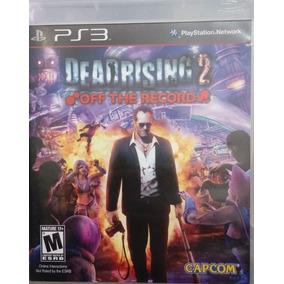 Deadrising 2 Off The Record Ps3 Usado