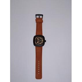 Reloj Seven Friday Café Claro / Dorado
