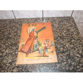 Álbum Figurinhas Trópico - Raças E Costumes Completo 1953