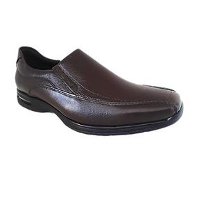 d62532705 Sapato Democrata Masculino - Sapatos Marrom escuro no Mercado Livre ...