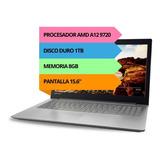 Notebook Lenovo A12 9720p 8gb 1tb 15.6 Windows 10 Dvdrw 12ct