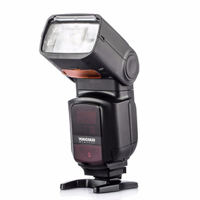 Flash Yongnuo Speedlite Yn-968 Ex-rt C/ Led Canon 600ex-rt