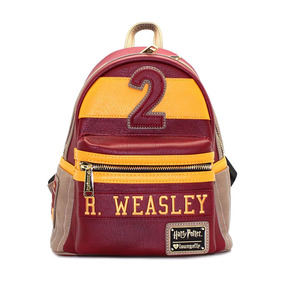 Mini Mochila De Harry Potter Weasley #2 Loungefly