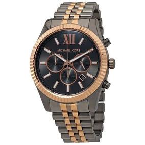 Michael Kors Lexington Mk8561 Reloj Para Caballero