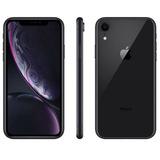 iPhone Xr Apple Preto 64gb Tela Liquid Retina 6.1 Câmera