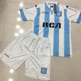 Kit Camisa + Short Raccing Oficial 18 19 - Frete Grátis! 1614ff98c9250