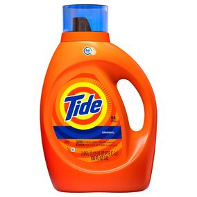 Tide Detergente Original, 64 Cargas, 2.95 L