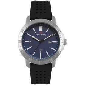 8dc6923b0ceda Relogio Caixa De Aço Masculino Technos - Relógio Masculino no ...