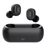 Fone Bluetooth 5.0 Qcy T1c Qs1 Tws Black Pronta Entrega