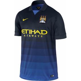 Camiseta Manchester City 2015 - Camisetas en Mercado Libre Argentina 77b985fa9bde2