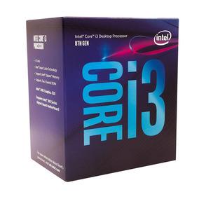 Processador Intel Core I3 8100 3.6ghz 6mb 8ª Geração 1151