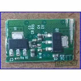 Regulador De Tensao Ci 1.2v E 3.3v Corona Xbox Kit C/100