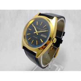 2dbfcd326d6 Relógio Automatico Citizen Dourado 3 Estrelas - Relógio Citizen ...