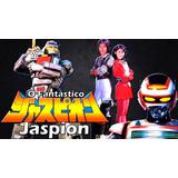 Jaspion Série Completa Dublado