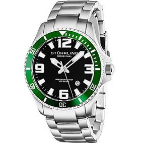 Reloj Buceo Acero Inoxidable Hombre 395.33p154 Stührling