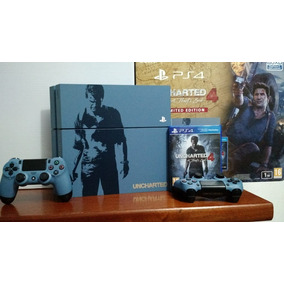 Ps4 1tb Uncharted 4 A Thief
