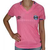Camisa Do Gremio Rosa Umbro no Mercado Livre Brasil 6d967bd073c48