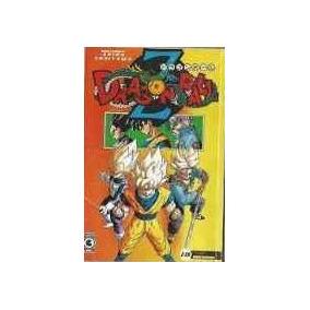 Mangá Dragon Ball Z - N°29 - Conrad
