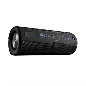 Caixa De Som Pulse Sp245 Waterproof C Bluetooth Preta 15w