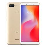 Celular Xiaomi Redmi 6 Ds 32gb Ds Gray O Dorado 12mp 4 Ram