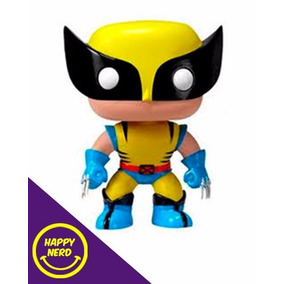 Wolverine - Funko Pop Original X-men Na Caixa