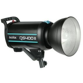 Flash De Estudio Godox Qs400ii 400w Con Receptor 2.4ghz