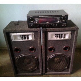 Amplificador Mkv - Con 2 Cornetas