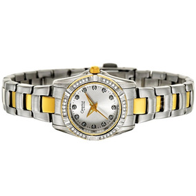 583000e3ff0 Relogio Bulova By Caravelle Diamond Chrono - Relógios no Mercado ...
