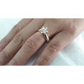a2c4914c7278 Anillo Oro 10 G Joyeria Anillos Diamantes - Anillos en Mercado Libre ...