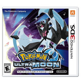 Nintendo Ctr-p-a2be Sw 3ds Pokemon Ultra Moon .