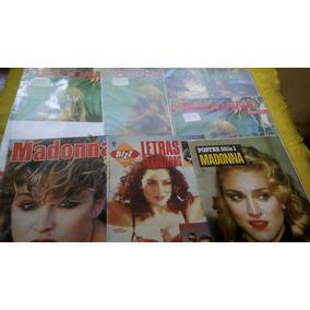Madonna Letras Traduzidas Erótica Etc 7 Revistas Pôsters