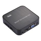1080p Hd Media Player Mando Distancia Sd Soporte Disco Duro