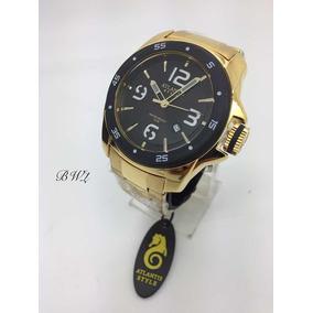 c56248b5f13 Relogio Atlanti Style Masculino Atlantis - Relógios De Pulso no ...
