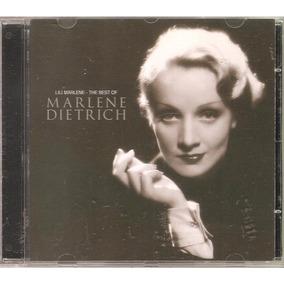 Cd Marlene Dietrich - Lili Marlene - The Best Of (2000) Novo
