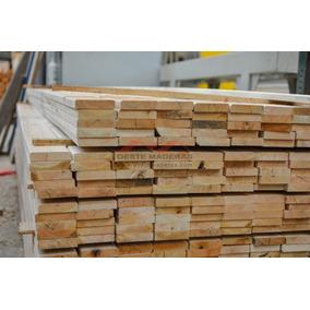 Deck De Madera Saligna Eucaliptus X Tabla De 1 X4 X 3.97 Mts