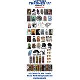 Super Exclusivos! Thrones! Pack Vectores, Estampas!!