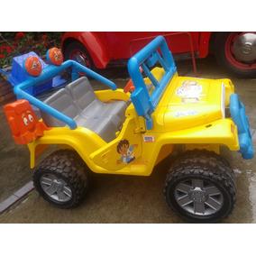 Vendo Jeep Power Weels/ Incluye Bateria Negociable
