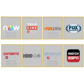 Globosat Play - Envio Imediato - Telecine Play Fox Espn