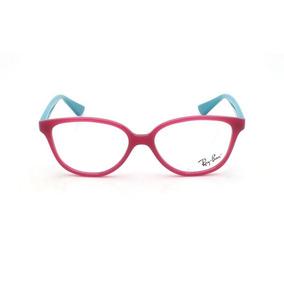 167cfa0028873 Armação Óculos De Grau Infantil Ray-ban Rb 1582l 3737