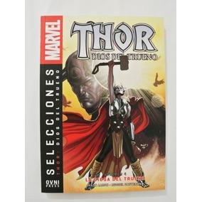 Cómic, Marvel, Thor Vol.4 La Diosa Del Trueno Ovni Press