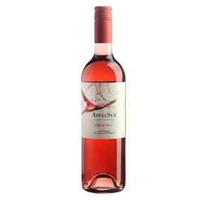 Vinho Chileno Rosé Aves Del Sur Garrafa 750ml
