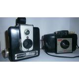 Cámaras Fotográficas Kodak Brownie