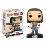Funko Pop Rey #190 Star Wars Figura Muñeco Disney