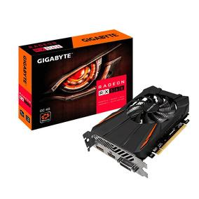 Tarjeta De Vídeo Gigabyte Radeon Rx 560 4gb Gddr5